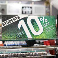 Student Offers Student Discounts Nus
